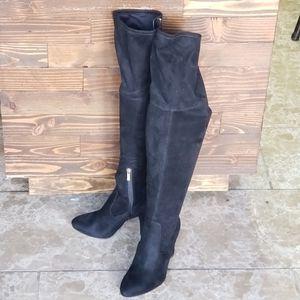 Ivanka Trump Suede Boots Size 6